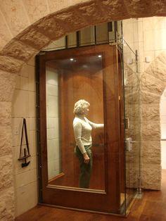 Figure 22 minimum dimensions of elevator cars universal for Home elevators direct