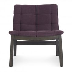 wicket lounge chair by bludot- love the purple