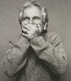 Ian Holm -- love this image!