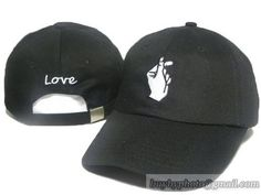cheap for discount e11c7 d1c4f Love Gesture Baseball Caps Black only US 8.90 - follow me to pick up  couopons