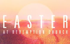 Easter is on the horizon and we couldnt be more excited about this! On Easter we celebrate Jesus resurrection. Jesus died for our sins and rose from the dead. He is alive and our redemption is found in Him. Death is defeated. Grace has won. Jesus is alive  that means that new life is possible for you and for me. We want you to join us for our Easter celebration March 27th! Doors open at 10:00 AM!  #easter2016 #redemptionokc #edmond #okc #downtownedmond