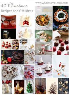 40 Cool Christmas Recipes and Foodie Gift Ideas