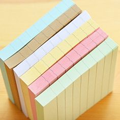 Image result for post it lined