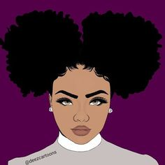 Model: @brittanie_evans  #adobe   #adobeillustrator   #like4like   #lit   #art   #dope   #doubletap   #followme   #cool   #lovely   #illustrator   #draw   #cartoon   #makeupcartoon   #graphicillustration Dope Cartoon Art, Black Girl Cartoon, Cartoon Girl Drawing, Cartoon Drawings, Cute Drawings, Black Love Art, Black Girl Art, Art Girl, Drawings Of Black Girls