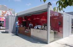 Shipping Container Homes: San Francisco Shipping Container Store by Envelope...