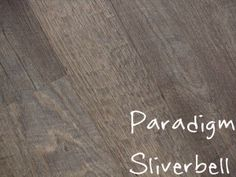 Paradigm, Sliverbell embossed vinyl flooring. Available at HFOfloors.com.