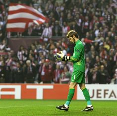 @manutd goalkeeper David De Gea made a return to his native Spain back in 2012 when the Reds were drawn against Athletic Bilbao in the Europa League.