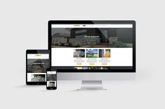 Client Wellington Stonemasons Project Description The client wanted to update their current website with a fresh new look that was mobile friendly. Monsoon, Website, Creative