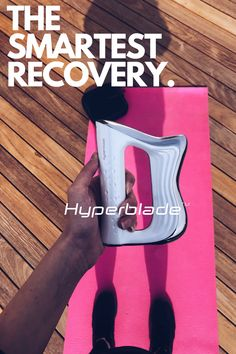Hyperblade is the smartest massage device. Use it before or after the workout for a better results. Relax you body, move better, feel better. The NMES technology merged with Gua Sha and microcurrent - the nobel prize winning technology. Professional Massage, Shoulder Muscles, Tummy Workout, Gua Sha, Muscle Recovery, Muscle Tissue, How To Run Faster, Massage Therapy, Physical Activities