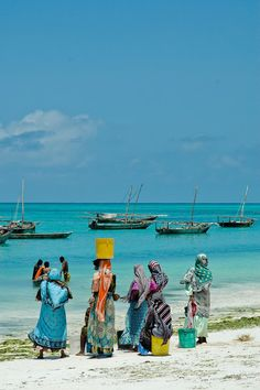 Village living style in Zanzibar, Tanzania - Spectacular Places