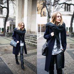 TIPHAINE  P. - Berlin Fashion Week.