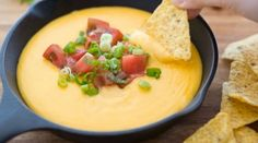 Whether its game night, movie night or you just want to have a quick snack, nachos are always a go to. But why leave your house to go pay for nachos when you already have the ingredients at home to make them? Forget heading to the store, you can make nacho cheese sauce right at home in your pajamas and...