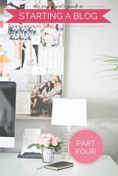 The Smart Girl's Guide to Starting a Blog: Part Four {This post seriously covers EVERYTHING you need to know about monetizing your blog! From ad networks, to sponsored posts, to affiliate links, it's all in one place! Must-pin for all bloggers!}