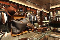 Berluti new flagship store Paris, 14 Rue du Sevres