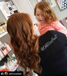 Thank you Ali as always for making my hair and now Lilly's hair always looks amazing! Lol  #Repost @ohhnicehair with @repostapp.  Like Mother Like Daughter! These natural Ginger and their delicious locks.   #OhhNiceHair #aliraehairstylist #behindthechair #hair #haircut #hairstyles #hairideas #hairspiration #modernsalon #americansalon #haircut #hair #hairstyle #stylistsupportstylist #stylistconnect #hairoftheday #hotonbeauty #btcpics #azhairstylist #haircut #hairideas #itsallaboutdahair…