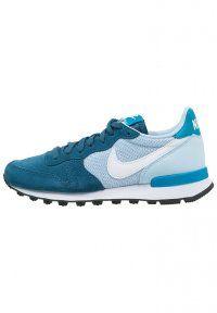 Nike Sportswear - INTERNATIONALIST - Zapatillas - blue force/white/ice blue/black