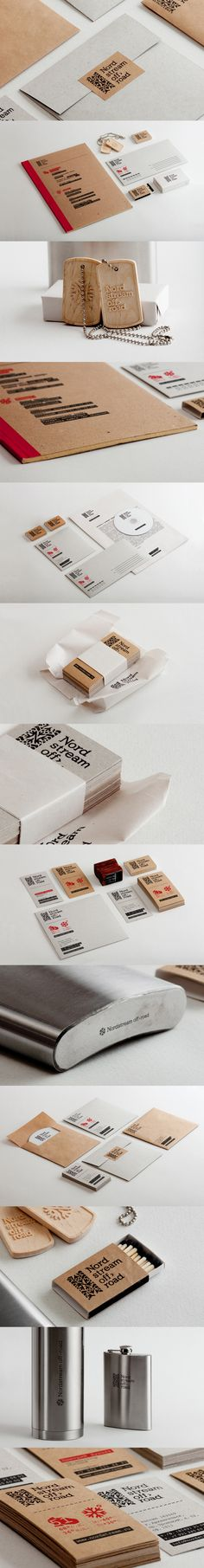 Nordstream Off-Road, Identity © ПавелЕмельянов #packaging #branding #marketing PD