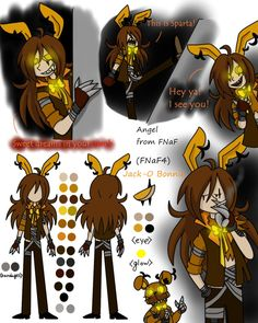 Jack-O Bonnie reference by Angel-from-FNaF.deviantart.com on @DeviantArt