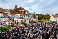 Church of Scientology Opens New Facility in Birmingham, UK.