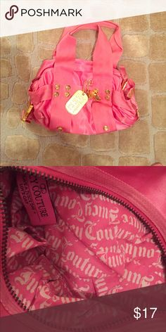 Vintage Juicy Couture bag Lightly worn. Cerca 2005. Great condition. Bags Satchels