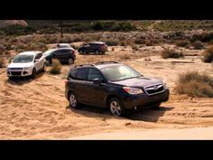 ▶ Subaru 2014 Forester Takes on the Competition - YouTube