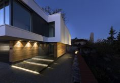 2 Oaks House. Location: Sofia, ulgaria; firm: Ostrev Baylov Ignatov Architects; year: 2012