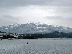 Kitzbüheler Alpen aus der Ferne http://ift.tt/1UwUTkj