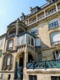 22 rue de la Commanderie, Nancy. Immeuble Biet par Alexandre Prévot, sur Flickr http://skyscrapercity.com/