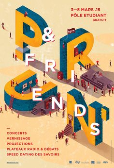 Festival — Radio Prun' on Behance