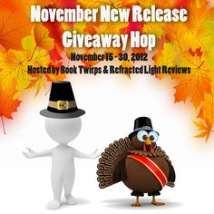 Lost in Literature...: November New Release Giveaway Hop!  Visit all the sites for more chances to win a Newly released book.