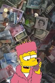 Resultado de imagem para Bart tumblr
