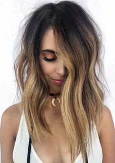 The combinations of bronze and ombre hair colors is really amazing for women to wear in 2018. You may see here the best ever hair colors highlights of bronze ombre hair colors so that you may get modern hair color trends and looks in 2018.
