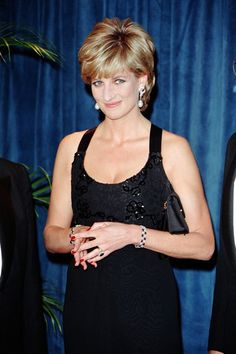 DIANA, THE PRINCESS OF WALES, is responsible for two of the footwear world's most designs – or so says Christian Louboutin. The legendary designer created his first pair of shoes, the Love style, after being inspired by the late royal. Princesa Diana, Princesa Real, Lady Diana Spencer, Norfolk, Princess Diana Photos, Princess Diana Fashion, Royal Princess, Princess Of Wales, Princess Style