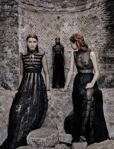 Dragoonfly Corner — vmagazine: VALENTINO (Haute Couture Fall/ Winter...