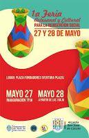 Noticias de Cúcuta: PRIMERA FERIA ARTESANAL Y CULTURAL  PARA REINSERCI...