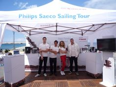 Philips Seeco Saling Tour