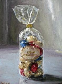 chocolade eitjes / chocolate eggs