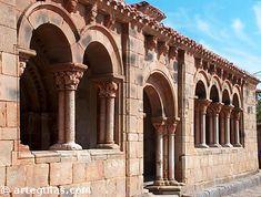 catedral románica de Burgo de Osma,