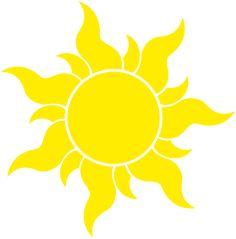 Tangled Sun Symbol -HUGE- by SyntaxError255.deviantart.com