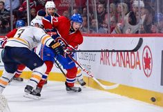 Buffalo Sabres vs. Montreal Canadiens - Photos - February 02, 2013 - ESPN FIRST STAR: #27 Alex Galchenyuk, Canadiens