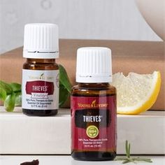 Thieves Essential Oil Product Line | Thieves Oil Uses | Young Living Essential Oils