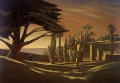 RICK AMOR Rick Amor was born in Frankston, Victoria in In 1965 he completed a Certificate of Art at t. Australian Painting, Australian Artists, Landscape Art, Landscape Paintings, Social Art, Magic Realism, Great Paintings, Surreal Art, Contemporary Artists