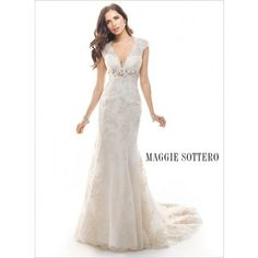 Maggie Sottero Winona 4MD875 - Bridal Closet - wedding dresses- Maggie Sottero Wedding Dresses - Utah Wedding Dresses