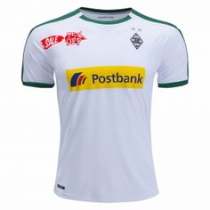 65d6af451 Borussia Monchengladbach Home Men Soccer Jersey Personalized Name and  Number Item Specifics Brand Puma Gender  Men s Adult Model Year  Material   Polyester ...