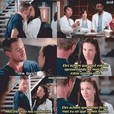 Meu casal era tão lindo, aaaaa que saudades deles 💛💛 • • • Episódi Lexie Grey, Derek Shepherd, Meredith Grey, Mark E Lexie, Series Movies, Tv Series, Greys Anatomy Frases, You Are My Person, Owen Hunt