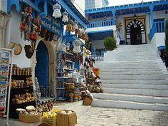 Sidi Bou Saïd - TUNISIA