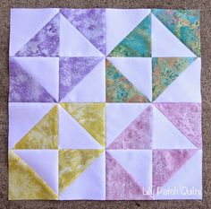 Broken Dishes - Lily Patch Quilts