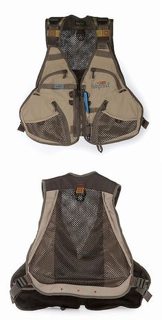 Vests 65982: Fishpond Flint Hills Mesh Fly Fishing Vest Clay Fits Small, Medium, Large And Xl -> BUY IT NOW ONLY: $89.95 on eBay!