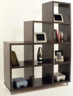 Mueble Biblioteca Escalonada Repisa O Divisor De Ambientes ...