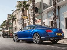 bentley continental gt speed : image, wall, pic